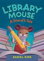 Library Mouse Friend