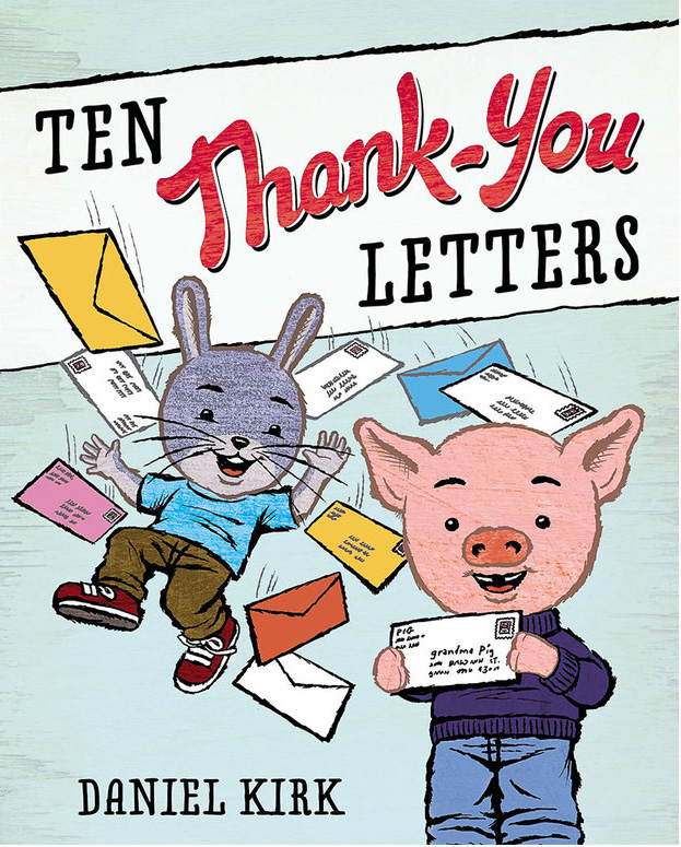 Ten Thank You Letters